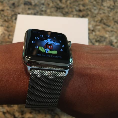 Apple Milanese Loop Army Style Baru affordable bands for your apple fashionistaover40