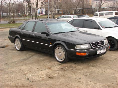 how to fix cars 1990 audi v8 auto manual audi v8 d11 1990 auto database com