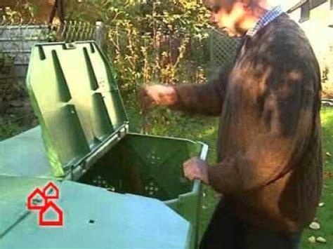 bauhaus komposter im garten kompostiranje doovi