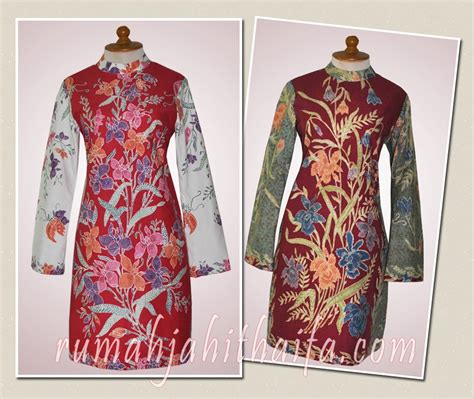 Blouse Wanita Susy baju batik rumah jahit haifa