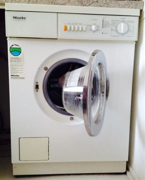 Miele Waschmaschine Ablaufschlauch by Miele Waschmaschine Novotronic W830 Wegen Umzug Abzugeben
