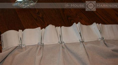 drapery hooks for pleated drapes 25 best ideas about pinch pleat curtains on pinterest