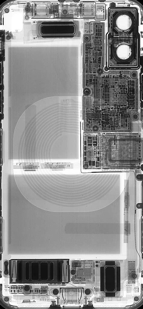 iphone  internals wallpaper