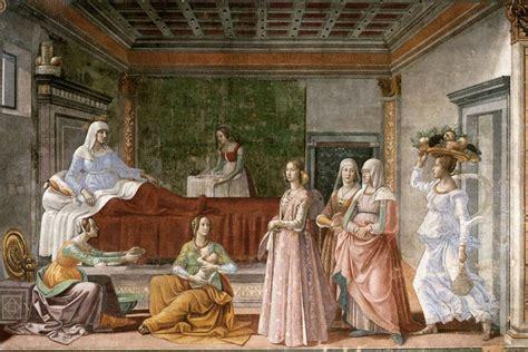 libro florence the paintings santa maria novella church and cloisters florence