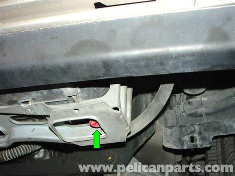 Mercedes E420 Radiator Removal
