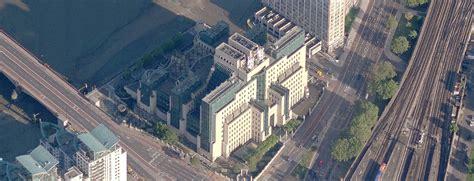 military intelligence section 6 mi6 headquarters vauxhall cross public intelligence