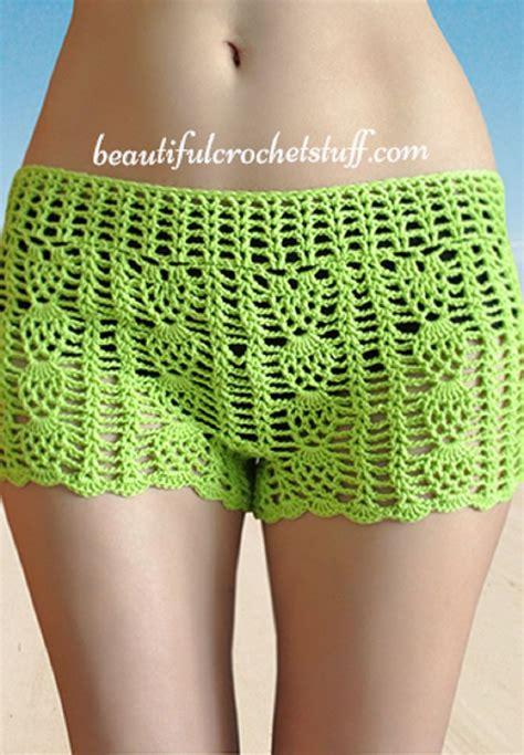 Crochet Shorts best 25 crochet shorts pattern ideas on diy