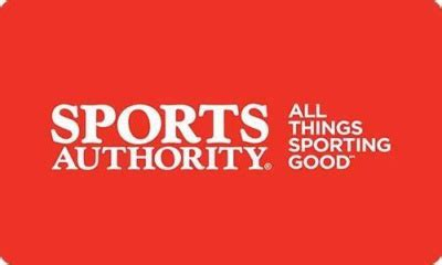 Free Sports Authority Gift Card - 50 sports authority gift card free 10 code frugal buzz