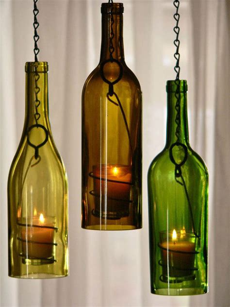 Recycling Ideas For Home Decor by 29 Ideas To Help You Recycle Your Glass Bottles Cleverly