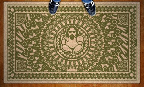 cool rugs for guys the duddha rug cool material
