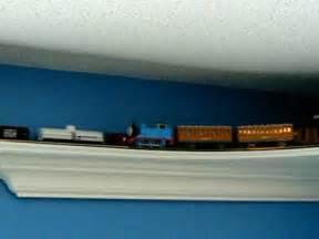 Thomas The Tank Engine Bookcase Thomas The Tank Engine Bedroom Train Shelf 2 Youtube