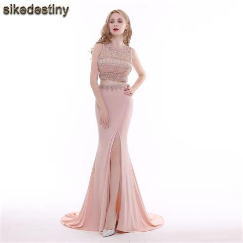 1176 Dress Promo Pin 2b2c8dc7 real photo mermaid crystals evening dresses luxury
