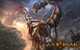 Gods Of War by God Of War 3 Review Wallpaper Pc Game Mmolite