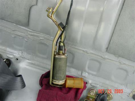 lexus ls400 fuel resistor lexus ls400 fuel upgrade walbro