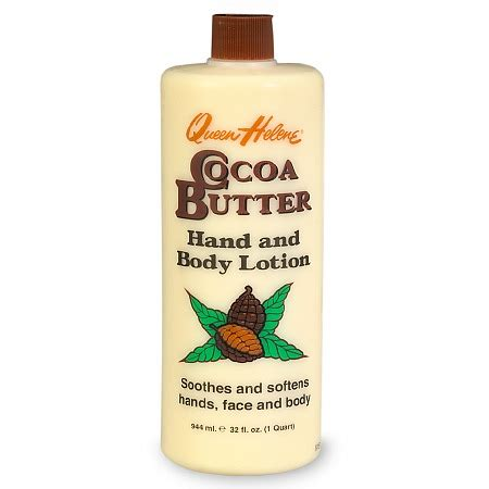 tattoo lotion cocoa butter queen helene cocoa butter hand and body lotion walgreens