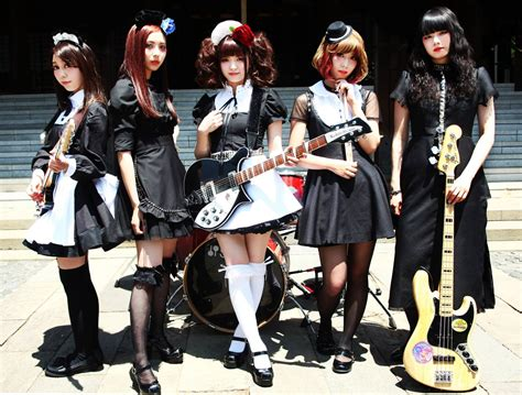 November Tokyo by Video All Rockers Band Maid 174 S New Mv Don T Let Me