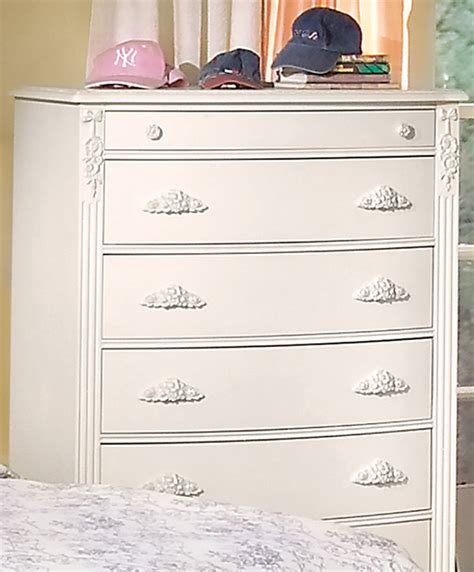 white distressed bedroom furniture sets cheri distressed white floral design youth bedroom set