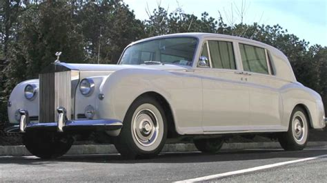 vintage rolls royce phantom 1962 vintage rolls royce phantom v limo by all