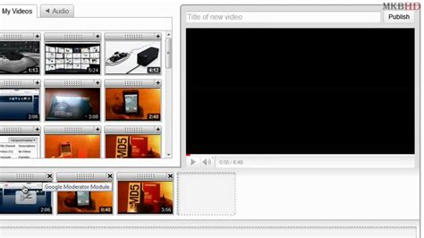 tutorial youtube video editor youtube video editor tutorial hd youtube