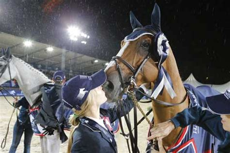 lucy davis reiterin davis wins grand prix of lausanne the equestrian news