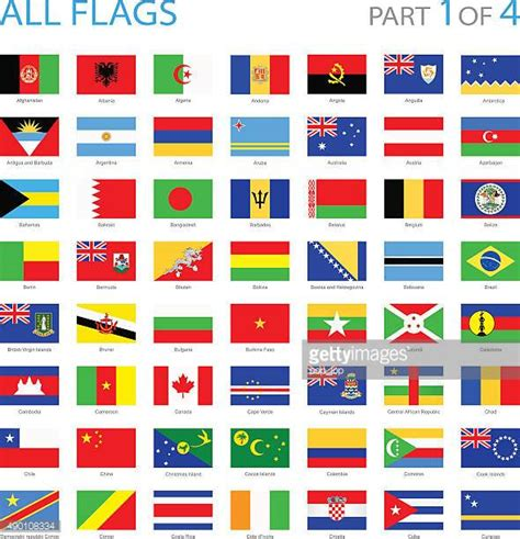 flags of the world vector images national flag stock illustrations and cartoons getty images