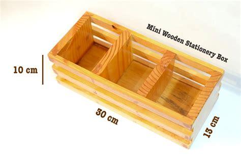Kayu Box Kotak Kayu Hiasan Penyimpanan Alat Tulis Hiasan Vintage jual perlengkapan stationery dengan design yang unik dan keren indoforum