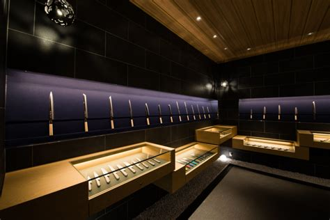 knife shop jikko japanese knife retail shop by everedge osaka