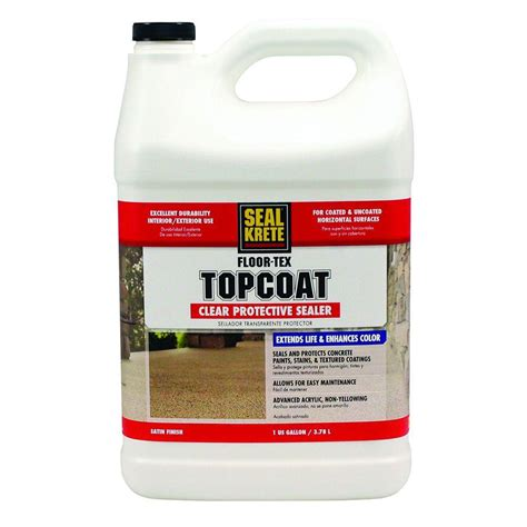Home Clear by Concrete Basement Garage Floor Paint The Home Depot