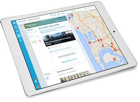 maps mania plan your travel itinerary with tripomatic