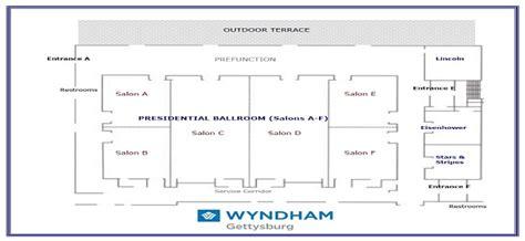 webmail interstatehotels sign in gettysburg venues floor plans wyndham gettysburg