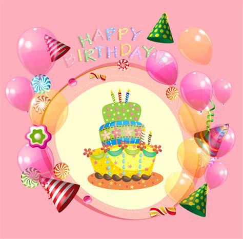 backdrop design happy birthday free download happy birthday images free vector download