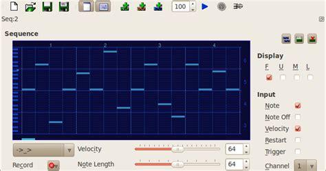 linux yoshimi tutorial audiophilo qmidiarp arpeggiatore