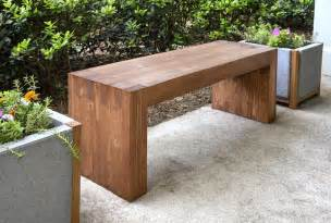 white williams sonoma inspired outdoor bench