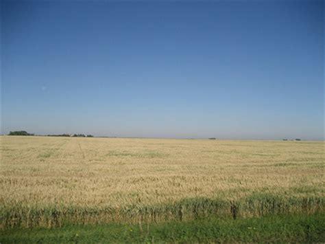 The Interior Plains Vegetation by Interior Plains Landform Regions Of Canada