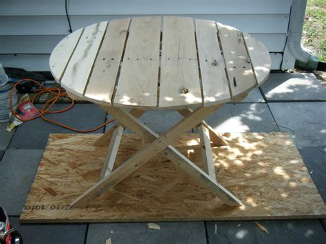 Build Your Own Patio Table Sany Wildan Woodworking Projects Using Jigsaw