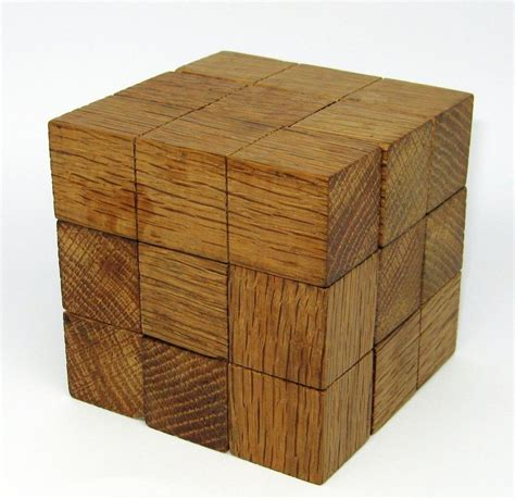 wood how to build wood cube pdf plans