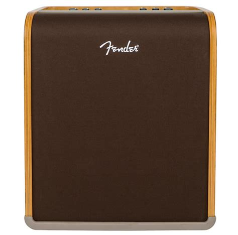 Fender Acoustic Sfx 2 Channel 160w Acoustic Guitar Stereo 视听 吉他音箱 fender acoustic sfx guitar stereo 原声吉他音箱演示及