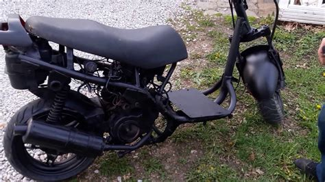 fugmo custom cc scooter youtube