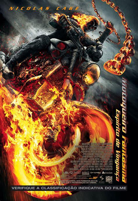 ulasan film ghost rider motoqueiro fantasma esp 237 rito de vingan 231 a filme 2012