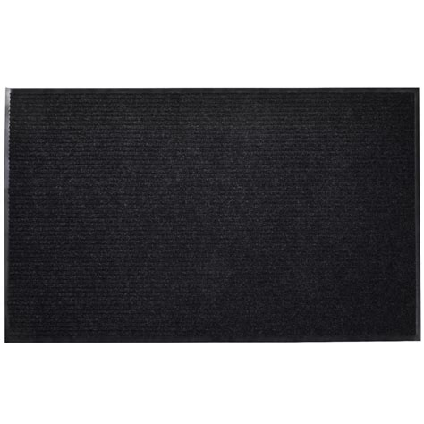fliese 90 x 120 vidaxl co uk black pvc door mat 90 x 120 cm