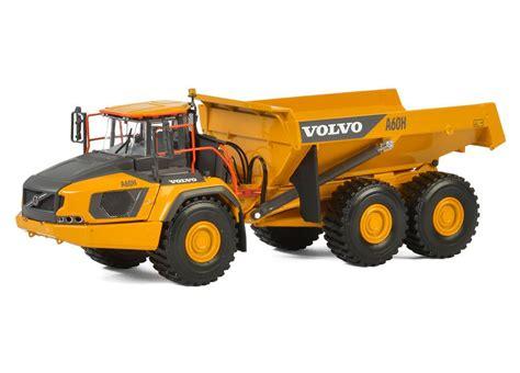 wsi volvo ah articulated dump truck adt