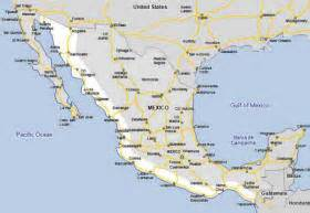 map mexico west coast the west coast of mexico drive mexico