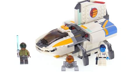 wars rebels lego lego wars rebels the phantom ii review 75170