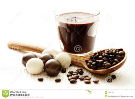salt and coffee coffee bath royalty free stock photo image 7493105
