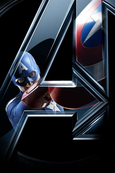 captain america   avengers iphone hd wallpaper iphone