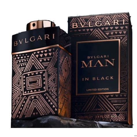 Bulgari In Black Edp 100ml bvlgari in black essence limited edition edp 100ml for scentsational
