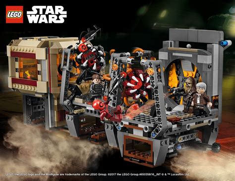 Plakat Lego by Lego 174 Wars 75180 Rathtar Escape Poster Posters