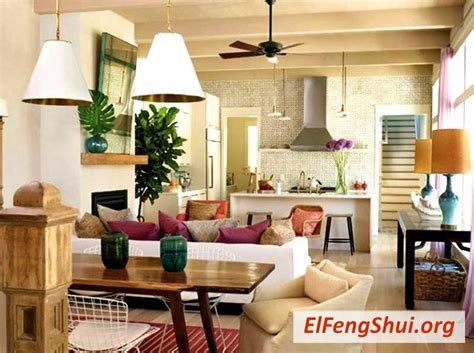 feng shui casas pequenas  consejos sobre decoracion
