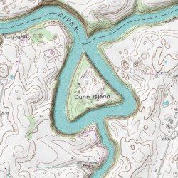 A Place Bryantsville Ky Dunn Island Kentucky Bryantsville Usgs Topographic Map By Mytopo