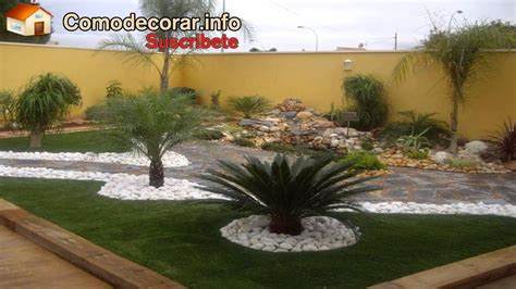 decorar paredes de jardin como decorar tu jardin youtube
